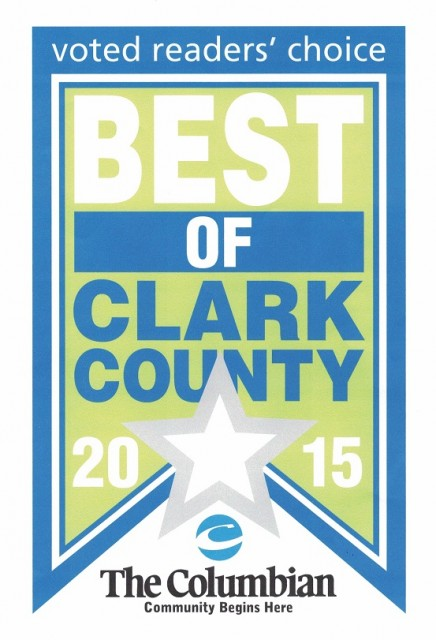 VOTED Best Of Clark County 2015